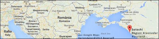 Sotschi-GoogleMaps