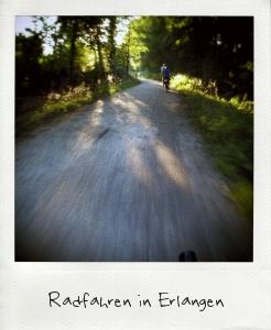 Radfahren in und um Erlangen