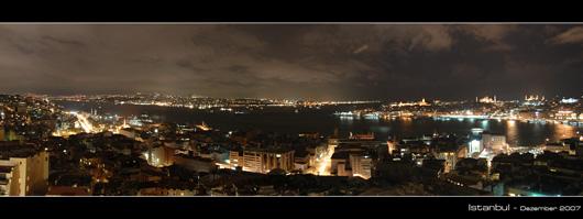Istanbul vom Galata Turm